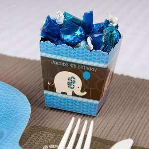 Elephant   Personalized Candy Boxes for Birthday Parties Toys & Games