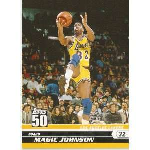 Lakers / NBA Basketball Trading Cards in a Protective Screw Down