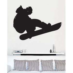 Vinyl Wall Art Decal Sticker #148 Extreme Sports Snow