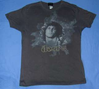JIM MORRISON THE DOORS T SHIRT Hippie Hippy 60s 60s S
