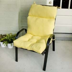 Greendale Home Fashions 4809 Outdoor High Back Chair