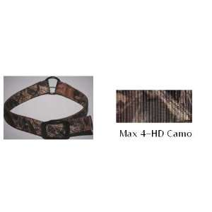 Ply Nylon Safety Collar in Camo Pattern   Advantage MAX 4HD   20 Inch