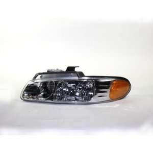 /Chrysler Town & Country(w/ Quad) Head Light Left Hand TYC 20 5242 90