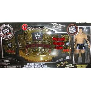 TOY BELT EXCLUSIVE WWE TOY WRESTLING ACTION FIGURE Toys & Games