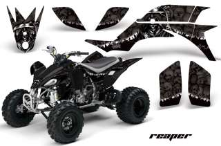 AMR RACING NEW ATV GRAPHIC OFF ROAD STICKER KIT YAMAHA YFZ 450 04 08