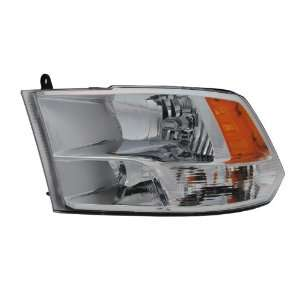 TYC 20 9030 00 Dodge Ram Pickup Replacement Left Head Lamp