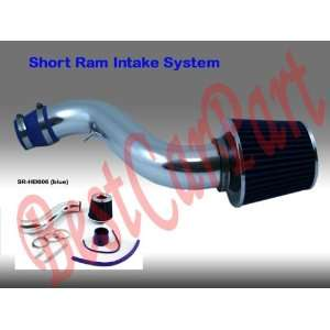 90 91 92 93 Honda Accord 2.2 Dx Lx Ex Short Ram Intake Blue (Included