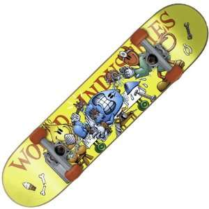 World Industries Slick & Dice 7.75 Complete Skateboard