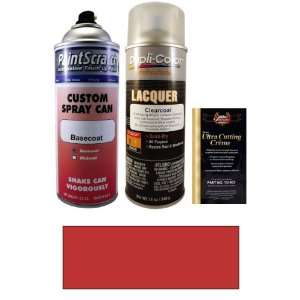 12.5 Oz. Bright Red Spray Can Paint Kit for 1985 Ford Heavy Duty Truck