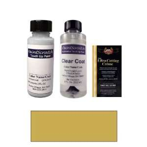 Oz. Ikon Gold Metallic Paint Bottle Kit for 1974 Mercedes Benz All