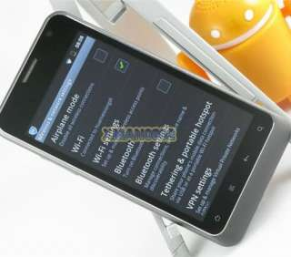 Capacitive 3G MTK6573 Dual Sim Smart Cell Phone B63M