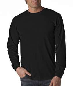 4930 Fruit of the Loom Adult Heavy Cotton Long Sleeve T Shirt