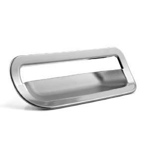 Triple Chrome Door Handle Cover Set 3M Self Adhesive with 4 Smart Key