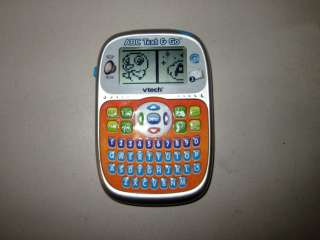 Vtech ABC TEXT & GO Personalized PDA type toy for Play