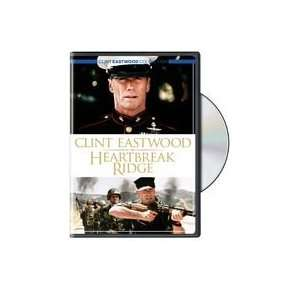 New Warner Studios Heartbreak Ridge Product Type Dvd
