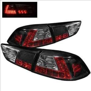 Spyder LED Euro / Altezza Tail Lights 08 09 Mitsubishi