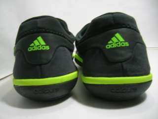 ADIDAS AdiPURE Black/Yellow Trainer Barefoot Toes Running Mens Shoes