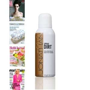 Spray Dirt Texture Hold Hairspray