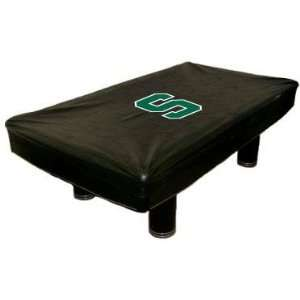 Wave 7 NCAA Licensed Michigan State Pool Table Cover