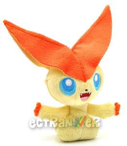 New Pokemon Victini Soft Plush Doll Rare/PC1423