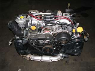 JDM Subaru EJ20T Turbo WRX Engine Longblock 1997 Impreza WRX Model