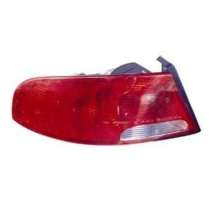 com TYC Dodge Stratus Driver & Passenger Side Replacement Tail Lights