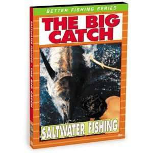 Bennett DVD Saltwater Fishing   The Big Catch Everything