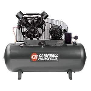 Campbell Hausfeld 15 HP 120 Gallon Two Stage Air Compressor (208 230