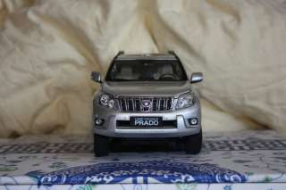 Dealer Edition 118,TOYOTA Land Cruiser 2010,New Prado LC150,SIVER,NEW