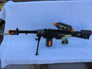Battery Operated Toy Gun Heavy Duty Assult Machine Gun