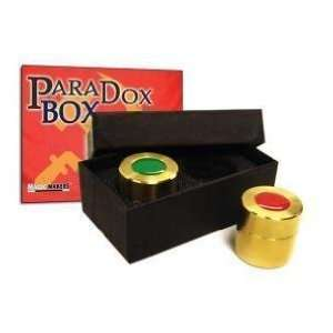 Paradox Box   Close Up / Parlor / Mental Magic Tri Toys & Games