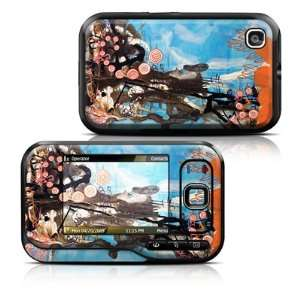 Land Design Protective Skin Decal Sticker for Nokia Surge