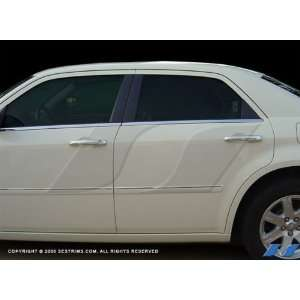 Dodge Avenger 2008 2010 SES Chrome Door Handle Covers