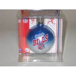 BUFFALO BILLS (2 5/8 In Diameter) Multi Color CHRISTMAS