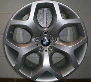 BMW X5 X6 Y Spoke Style 214 20 Rear Alloy Rim OEM