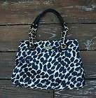New Kate Spade Small Henry Tabac Leopard Bag Purse Tote