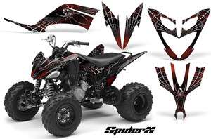 YAMAHA RAPTOR 250 GRAPHICS KIT DECALS STICKERS SXR