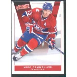 2010/11 Upper Deck Victory Hockey # 98 Mike Cammalleri Canadiens / NHL