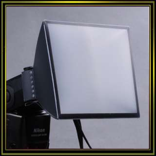 Flash Diffuser Soft Box For Nissin DI866 DI622 DI466