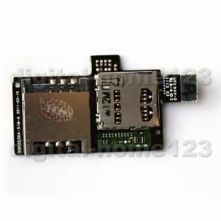 Micro SD SIM Card Slot Flex Cable HTC Sensation 4G Pyramid Z710e G14