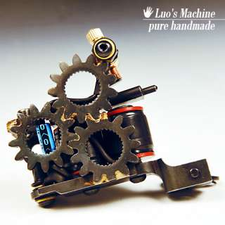 NEW LUOS Custom Handmade Tattoo Machine Gun LW 20