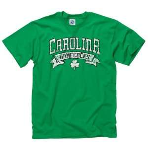 South Carolina Gamecocks Marauder St. Pattys Day T Shirt