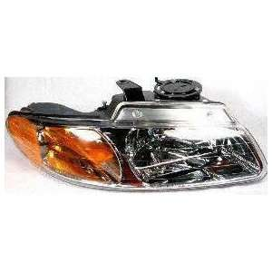 00 CHRYSLER TOWN & COUNTRY VAN HEADLIGHT RH (PASSENGER