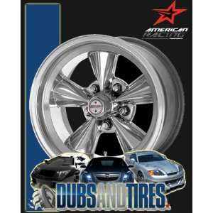 American Racing wheels wheels T71R Polished wheels rims Automotive
