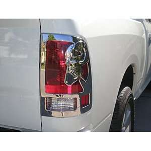 Big Horns Tail Light Covers For Dodge ~ Ram Pickup ~ 2009 2012