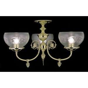 7523 PB Framburg Lighting Chancery Collection lighting