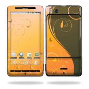 Protective Vinyl Skin Decal for Motorola Droid X (MB 810