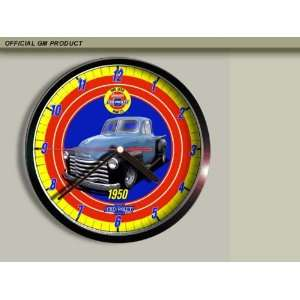 1950 Chevrolet Chevy Pickup Truck Wall Clock E016