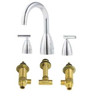 Pfister Contempra Chrome Roman Tub Faucet with Valve