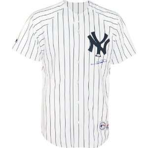 Gary Sheffield New York Yankees Autographed Majestic